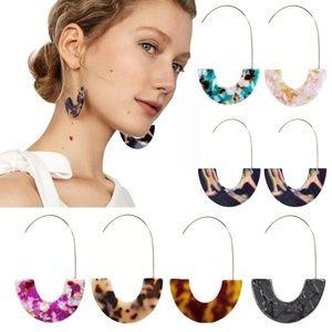 Jewelry - COMING SOON! ✨BAUBLE BAR STYLE RESIN DROP EARRINGS